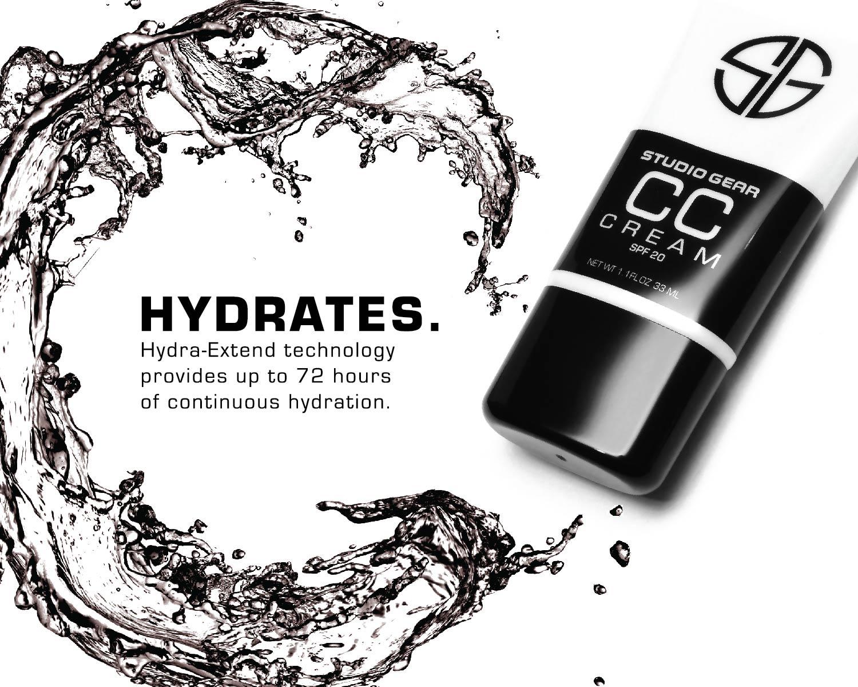 Studio Gear Hydrating CC Cream Review