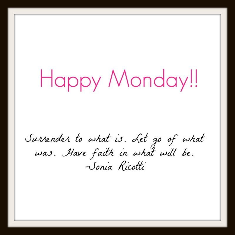 Happy Monday!!