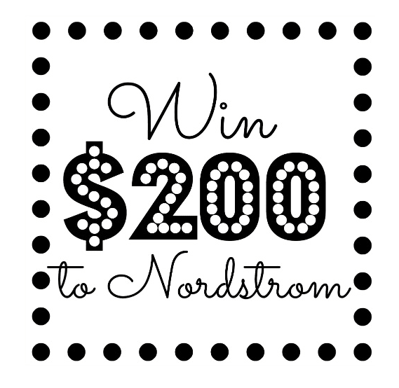 Win $200 To Nordstrom