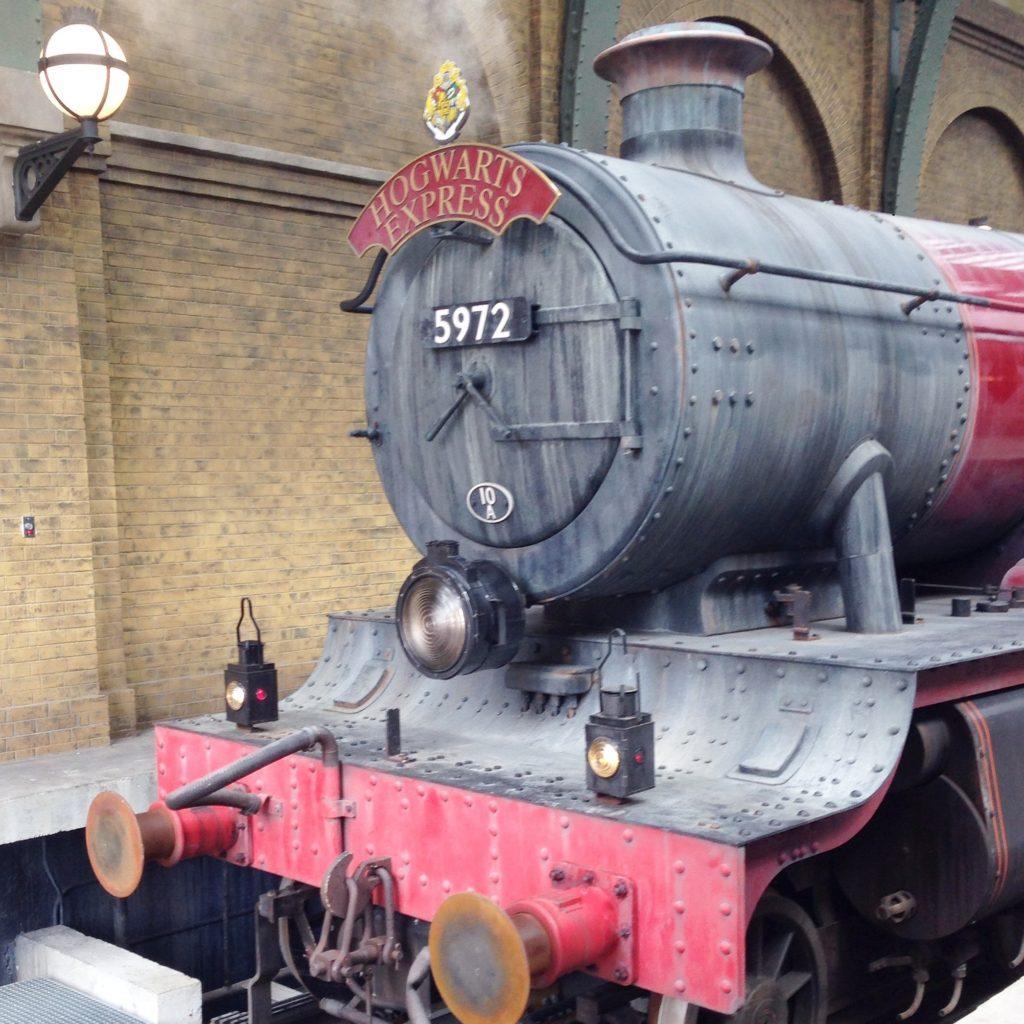Hogwarts Express/Universal Studios 2014