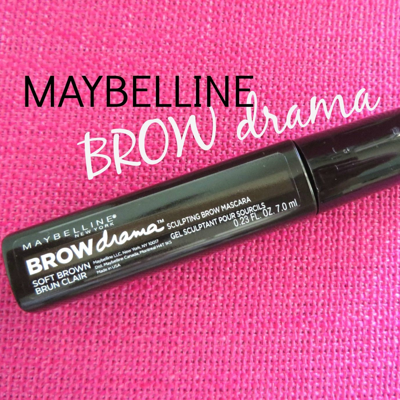 Maybelline Brow Drama