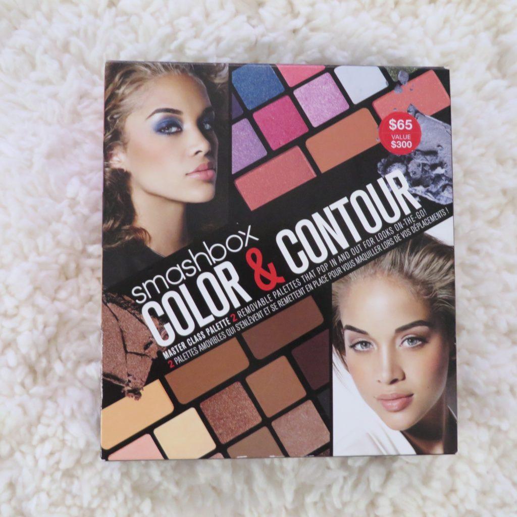 Smashbox Color and Contour Palette