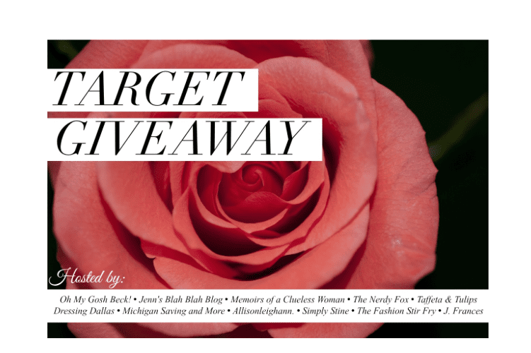 $400 Target Gift Card Giveaway