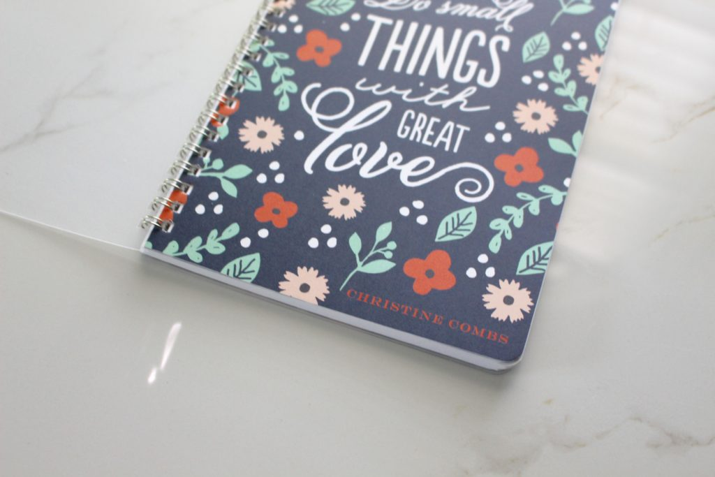 Minted Customized Journal