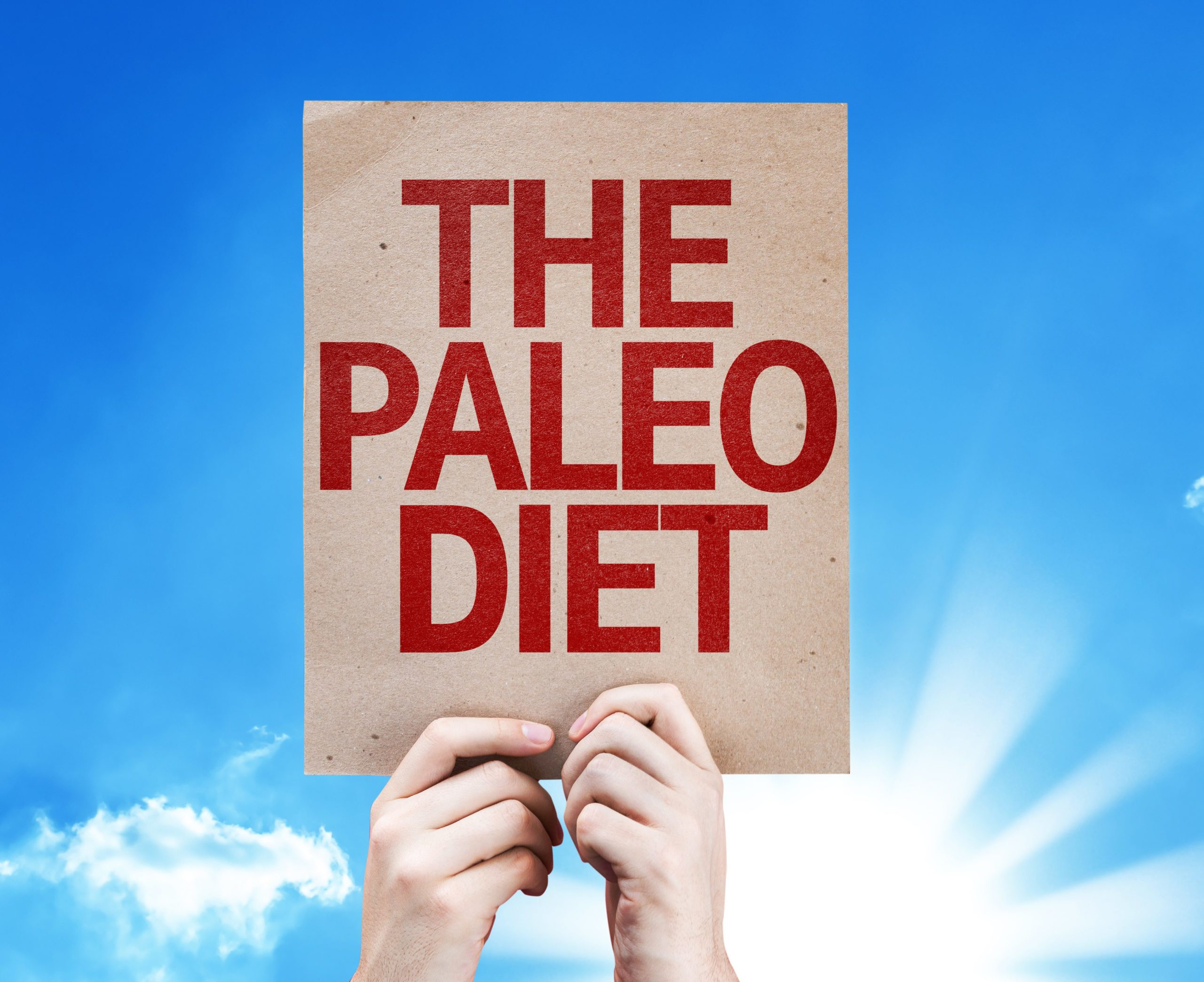 I'm trying the Paleo diet for the next 30 days