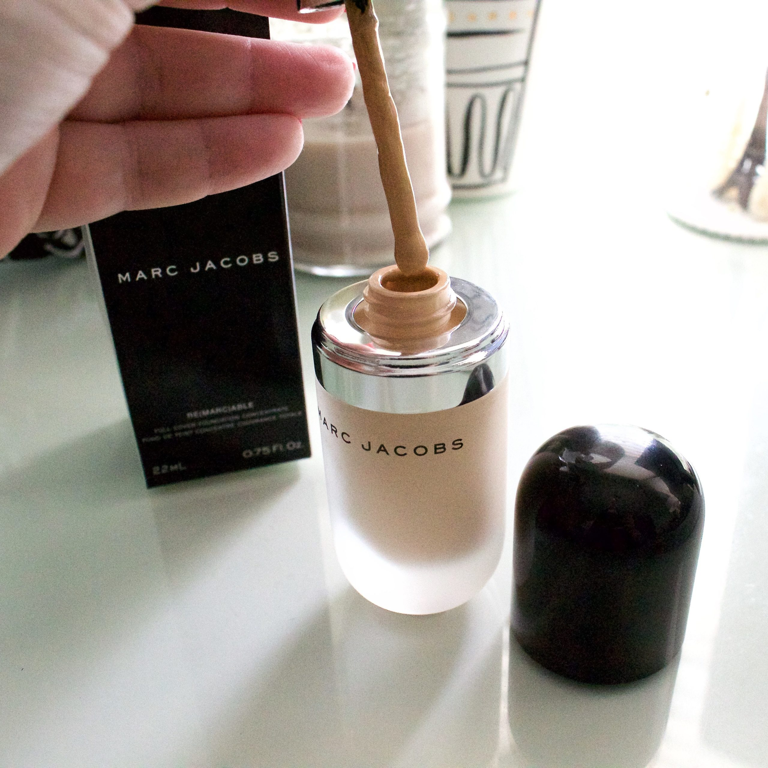 Buy or Pass: Marc Jacobs RE(MARC)ABLE  Full Cover Foundation Concentrate