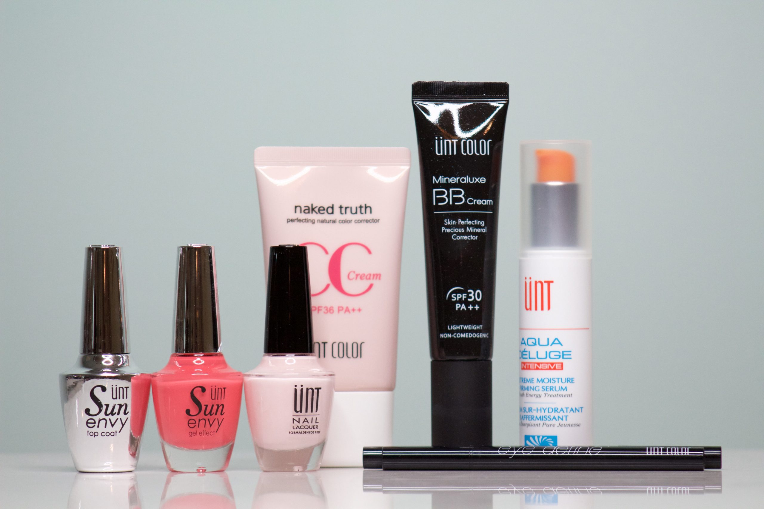 The Cosmetic Brand You Want to Know: UNT Cosmetics