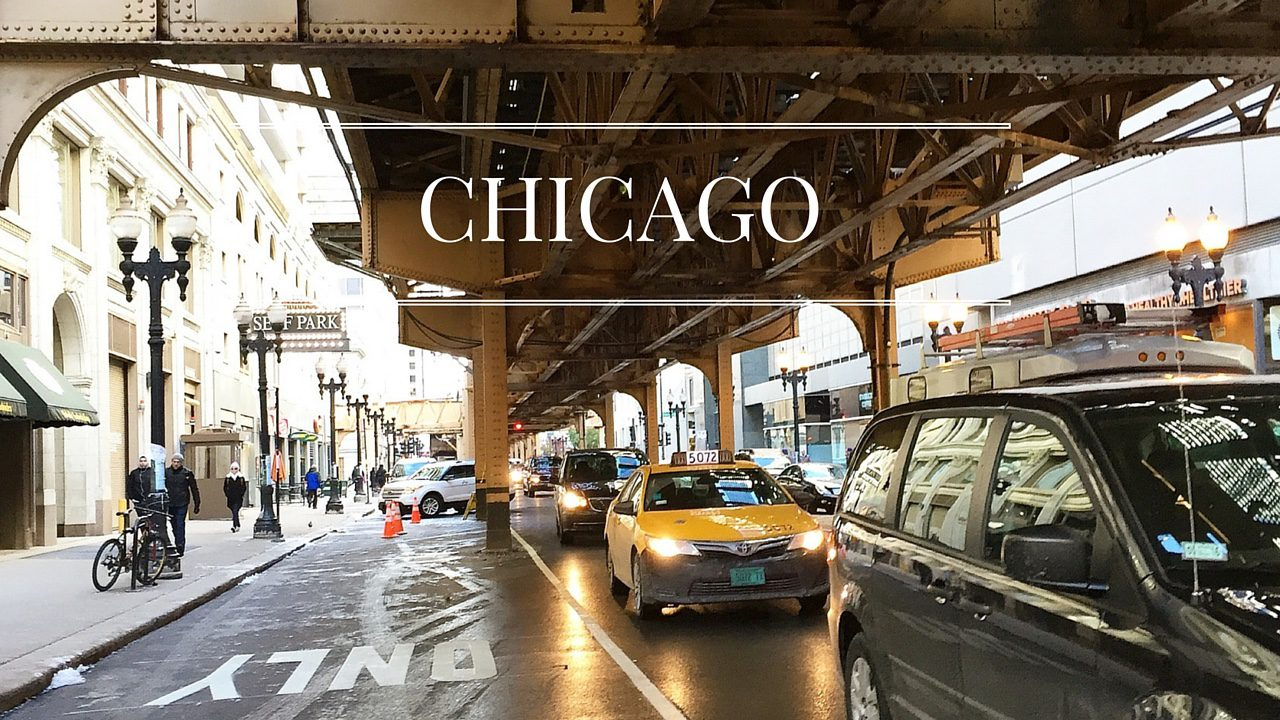 Simply Stine Travels to Chicago