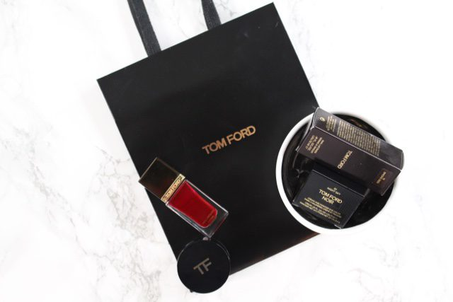 Tom Ford Beauty Products that I purchased at Neiman marcus