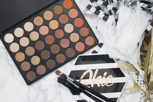 Morphe 350 Palette Review and First Impressions