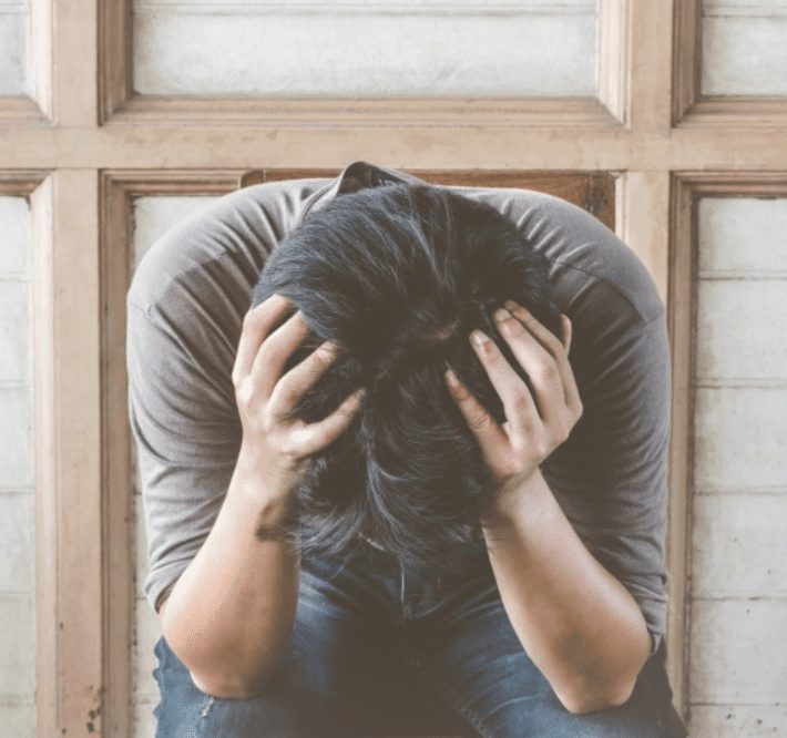 My secret that I had been hiding: Anxiety