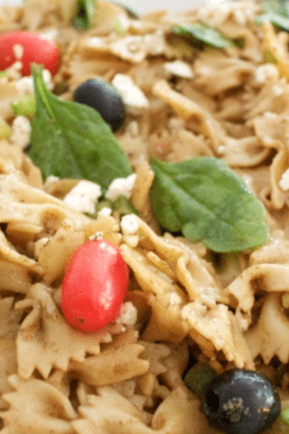 Behind the Recipe: Balsamic Pasta Salad