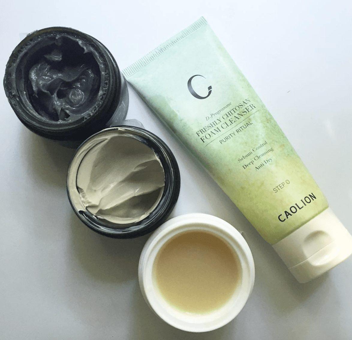 Caolion Perfect Pores Kit Review