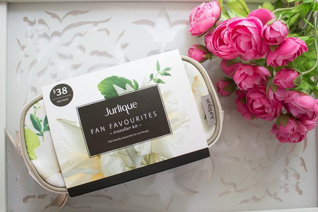 Jurlique Fan Favourites Traveller Kit