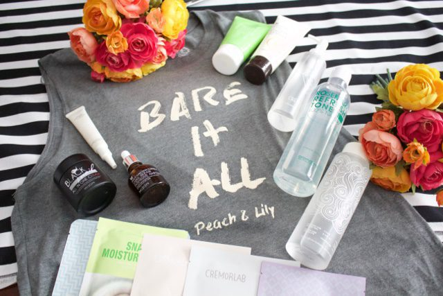 I'm trying a Korean Skincare Routine from Peach & Lily for 30 Days!