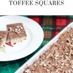 Toffee Squares Recipe