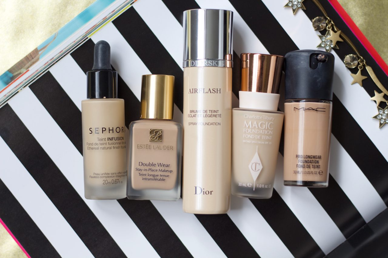 Why Do I Wear Different Foundations | www.simplystine.com