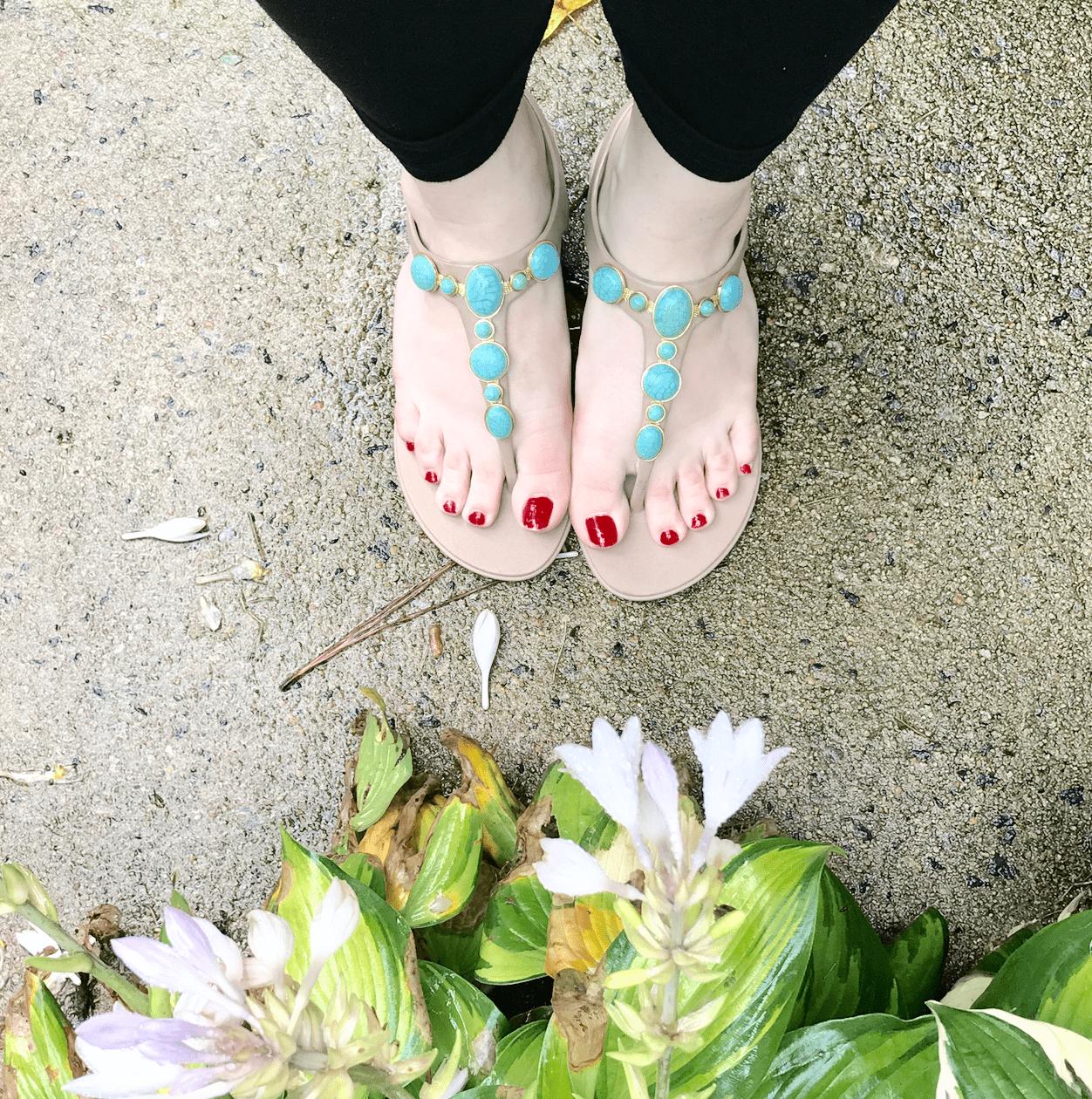 Meet Your New Favorite Summer Sandal: Oka-B
