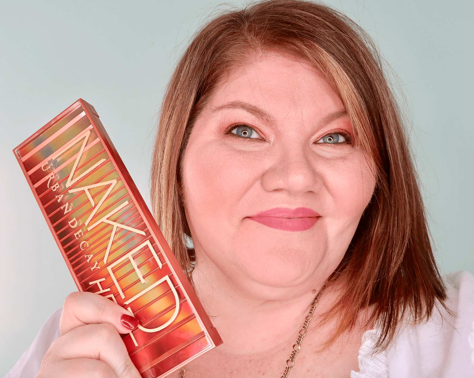 Day To Night Looks Featuring The Urban Decay Naked Heat Palette