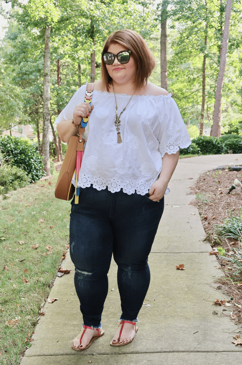 Introducing The New Super Stretch Skinny Jean From Lane Bryant
