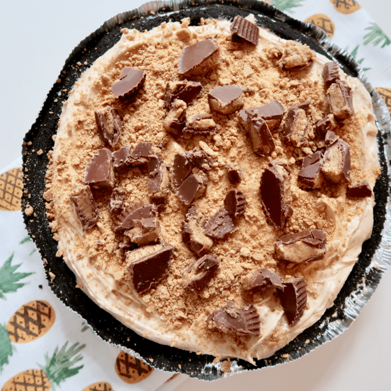 The Easiest Peanut Butter Pie Recipe That Will Impress Everyone