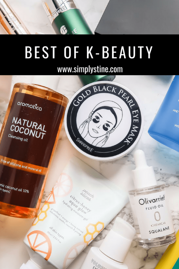 Best of K-Beauty Skincare 2018
