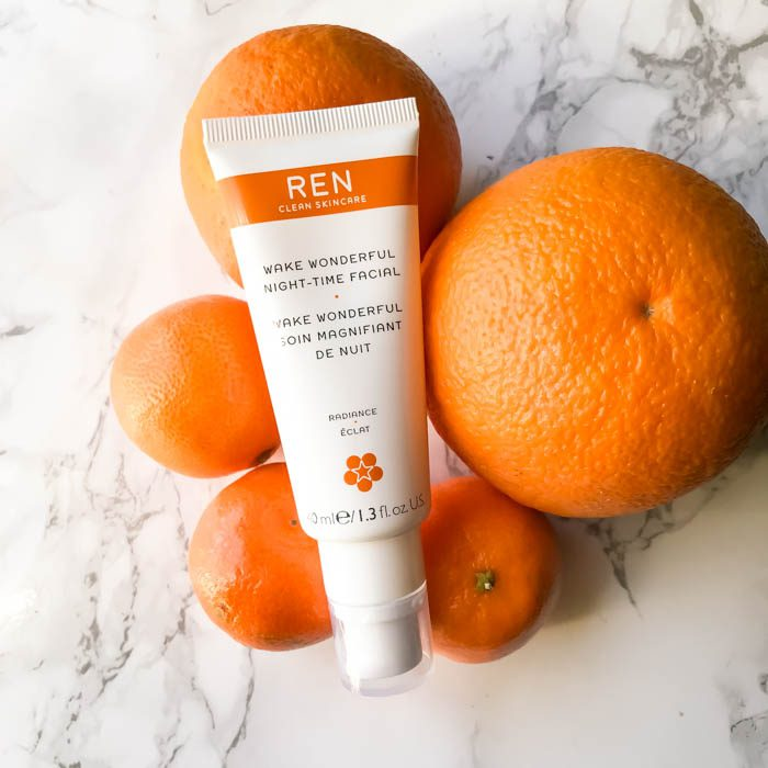 REN Ready Steady Glow Daily AHA Tonic:When You Want To Glow | The best product to use to give your skin that radiant, natural glowing complexion that you want! | www.simplystine.com