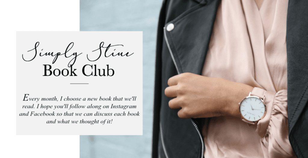 Simply Stine Book Club