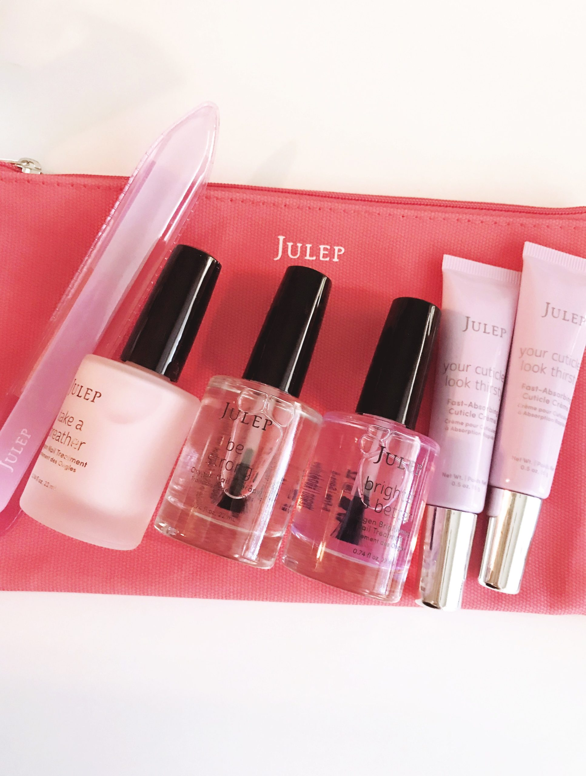 Julep Super-Size Nail & Cuticle Treatment 6-pc Collection
