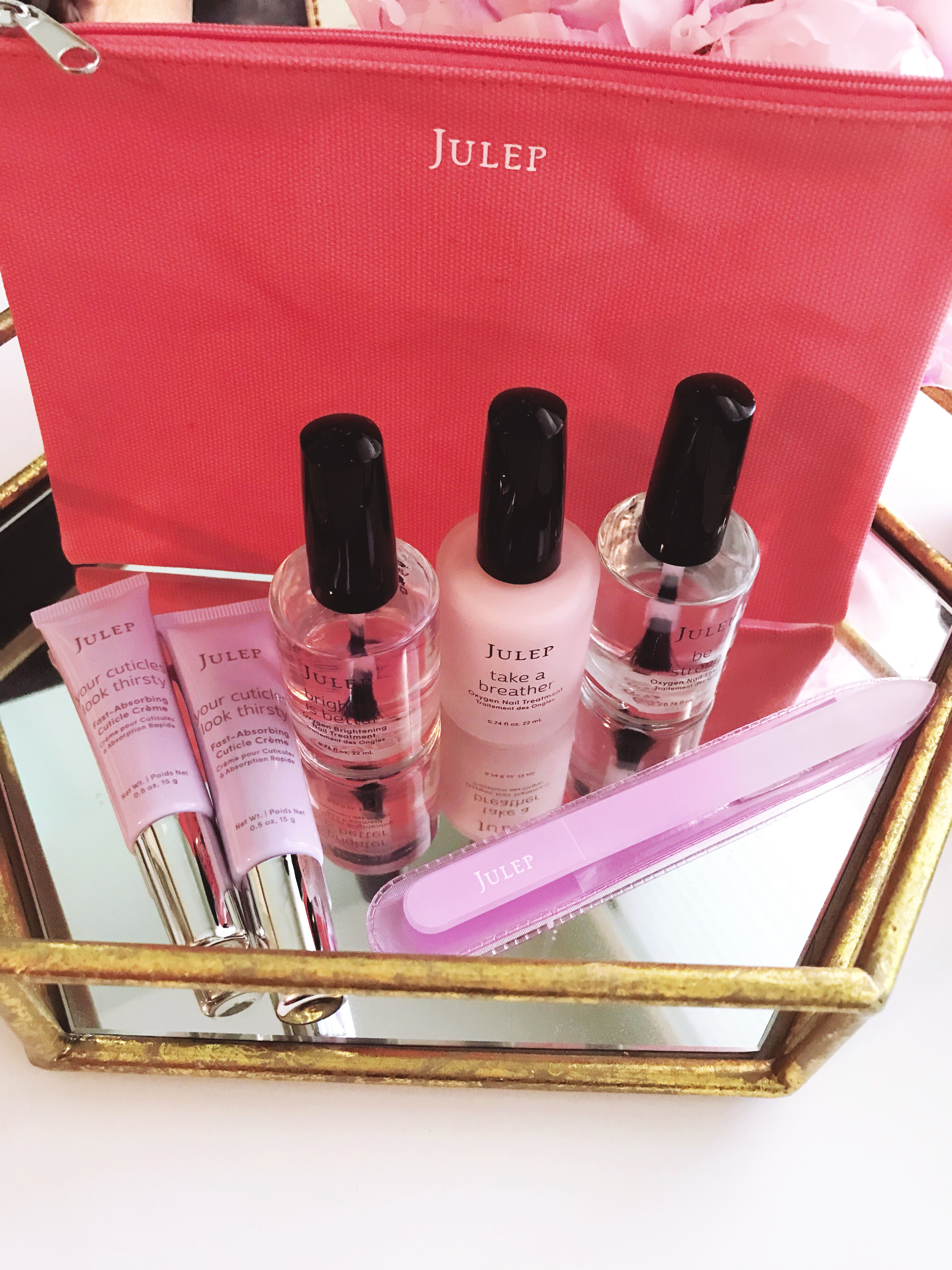 Julep 6-pc set is QVC Today's Special Value at only $39.98 but a value over $198.00!!