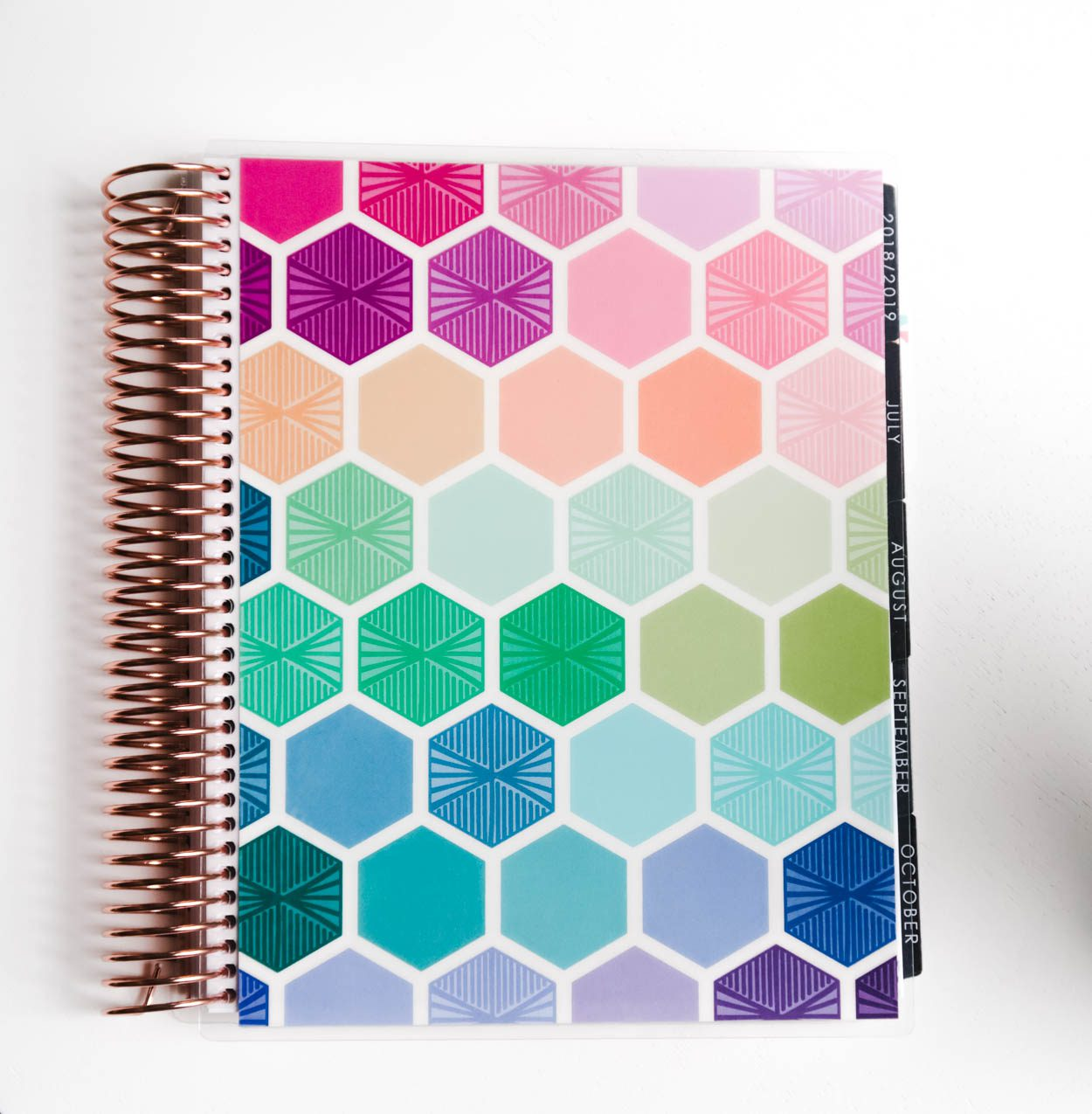 How I use my 2018-2019 Erin Condren Life Planner to help better manage my time, provide structure to my days and how it helps keep my ideas, projects and deadlines more organized! #planner #ErinCondren #Planning #Goals #GoalSetting #Organization