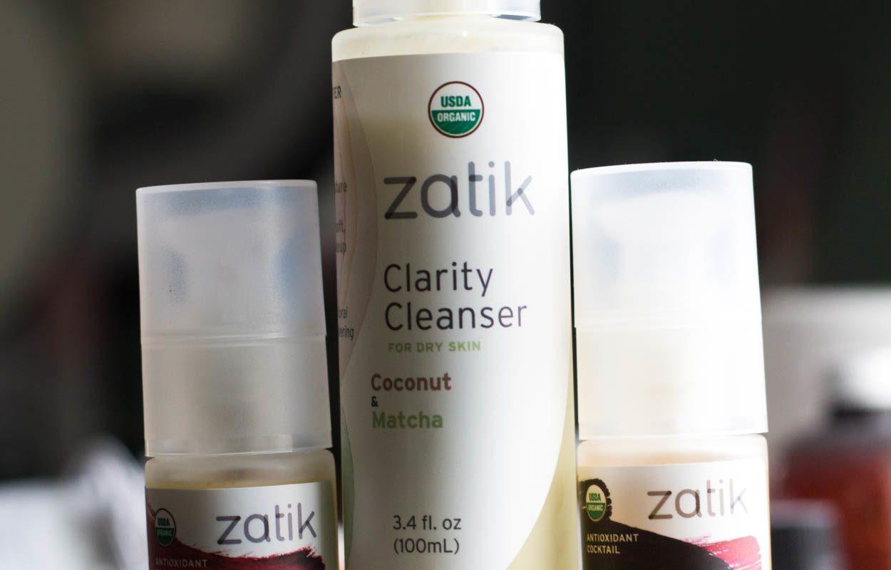 Zatik Natural and Organic Skincare