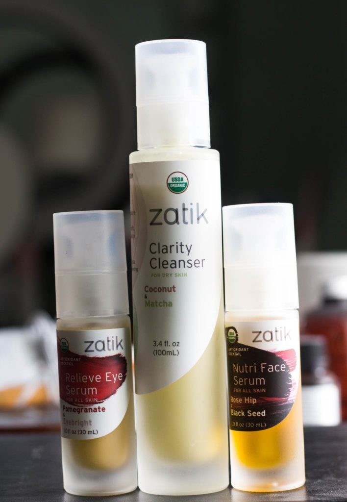 Zatik Natural and Organic Skincare