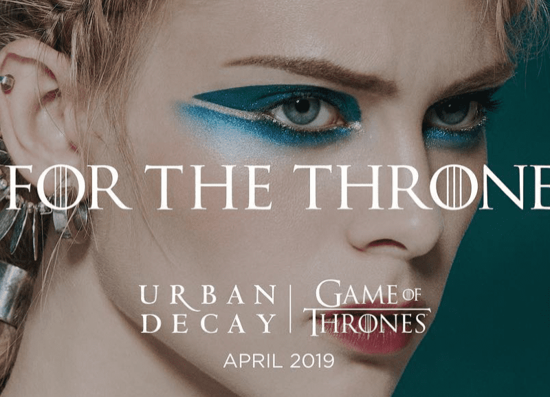 Urban Decay For The Throne Collection Coming In April