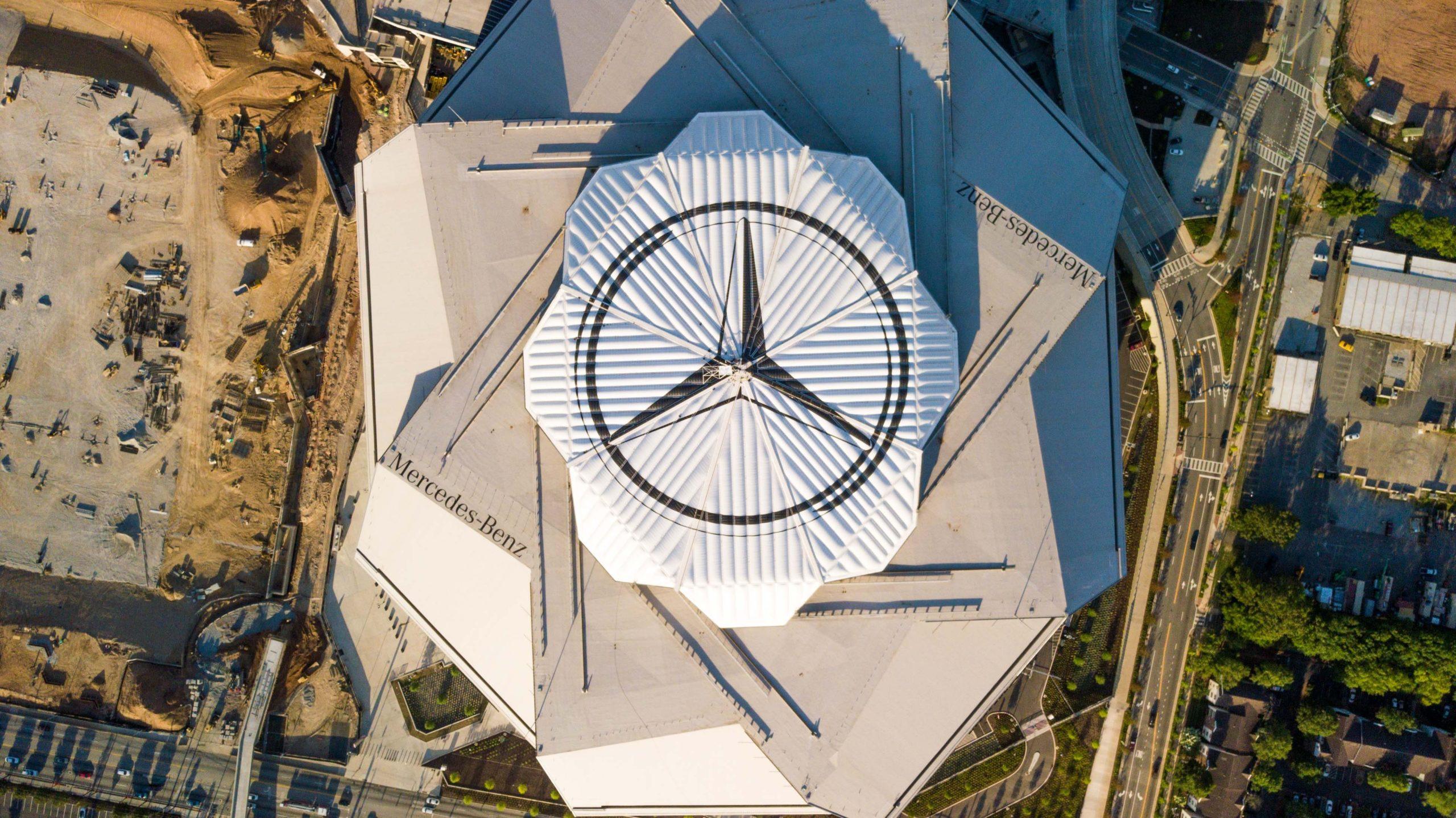 Mercedes Benz Football Stadium Atlanta