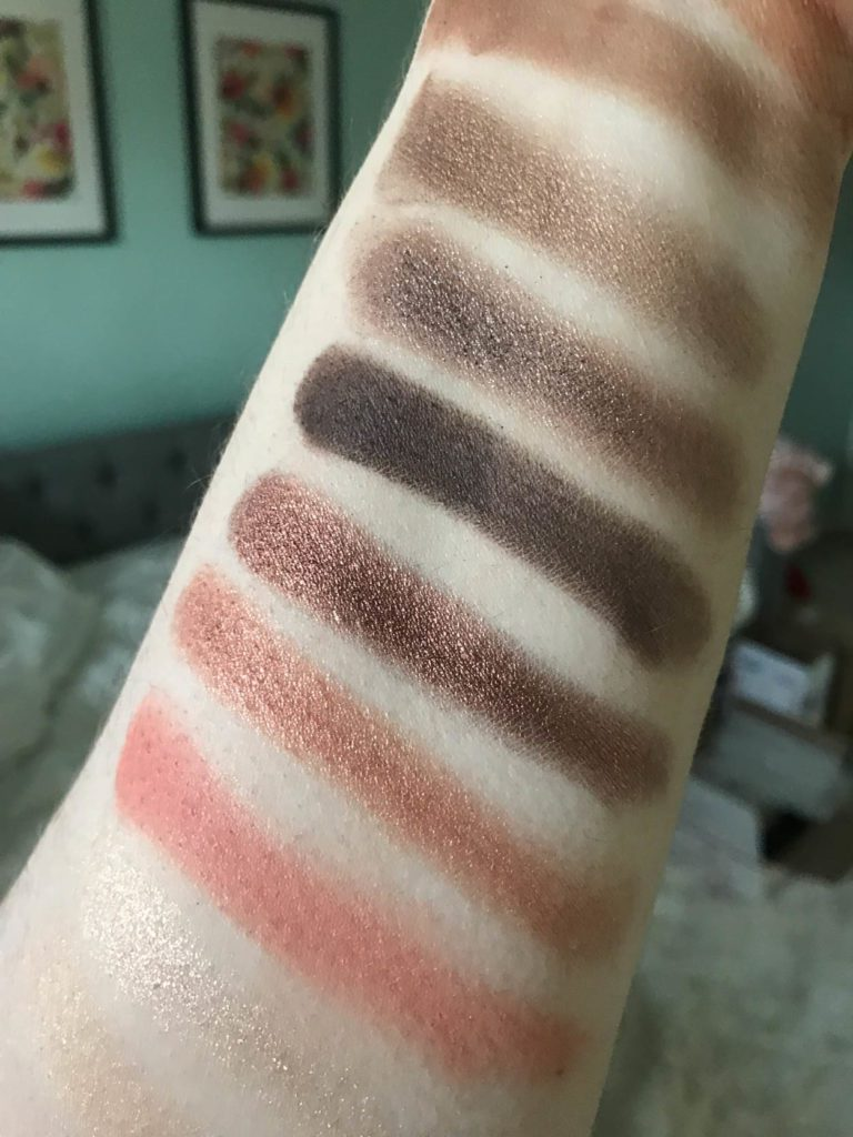 Neutral Eyeshadows