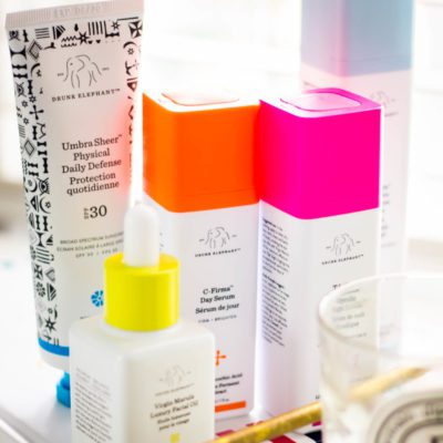 Spring Skincare Routine featuring products from Drunk Elephant