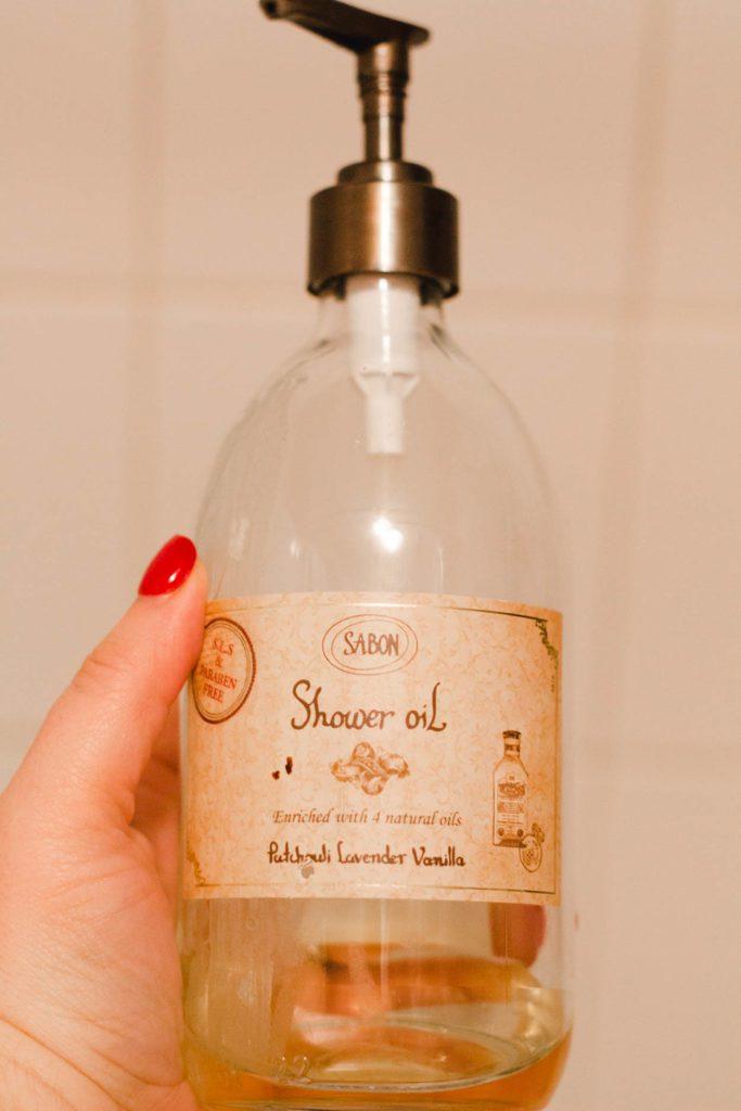 Sabon Shower Oil