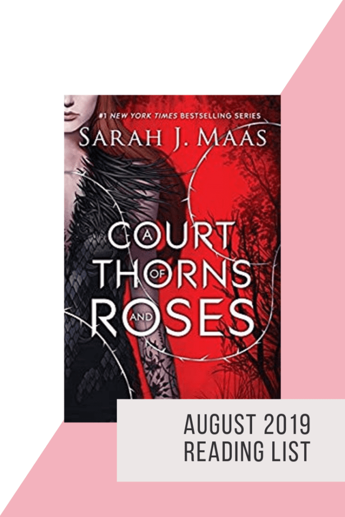 August 2019 Reading List