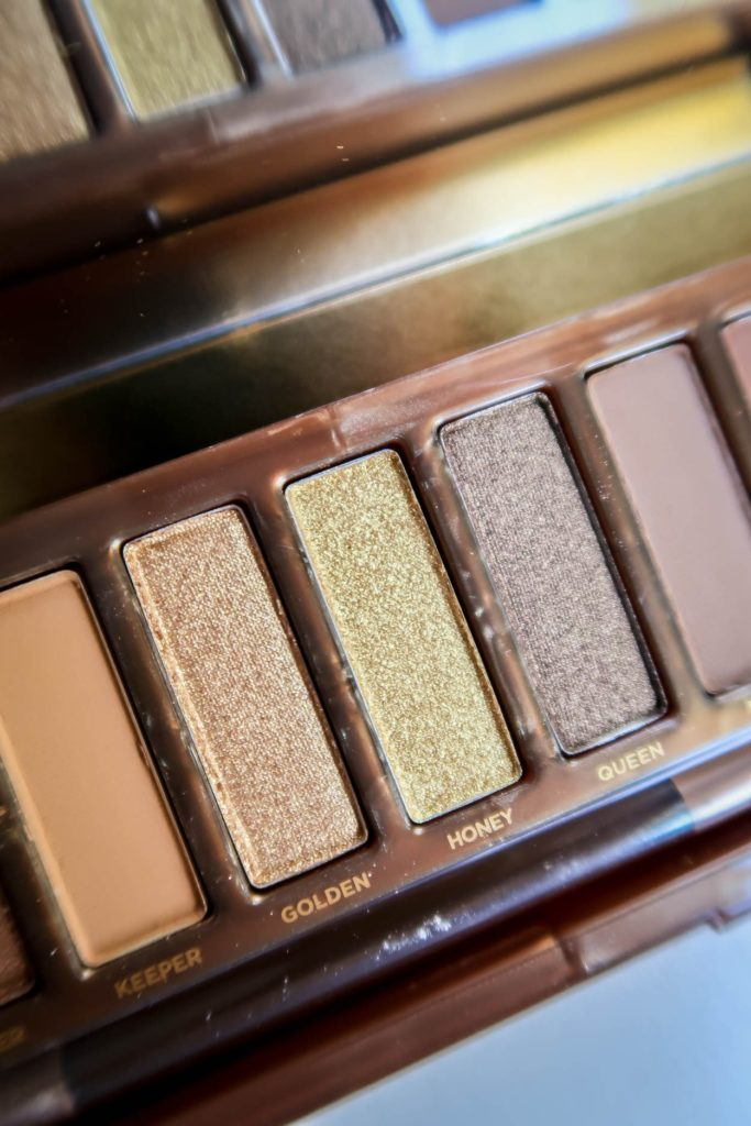 Urban Decay Naked Honey Eyeshadow Palette Review | Simply