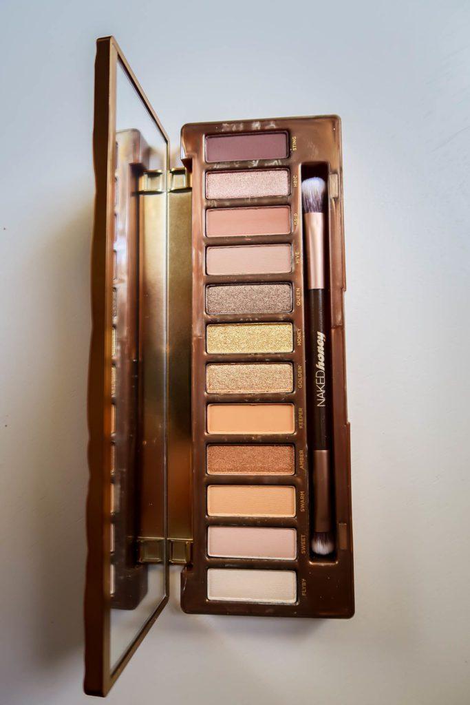 Hello, Golden Honey Goodness! Urban Decay NAKED Honey Palette