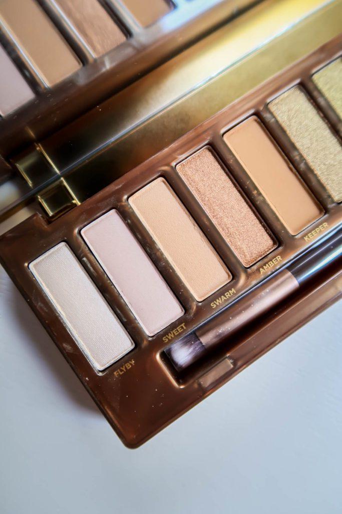 Naked Honey Eyeshadow Palette