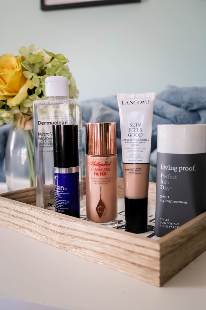 Five favorite products I've been using