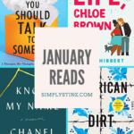 January 2020 Reading List