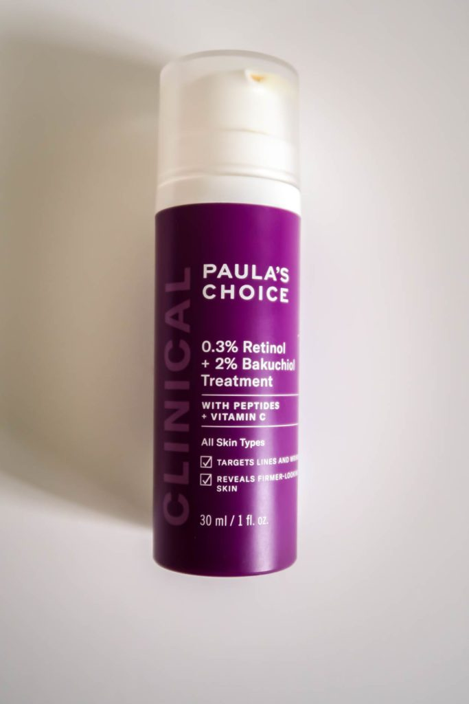 Paula's Choice CLINICAL 0.3% Retinol + 2 % Bakuchiol Treatment