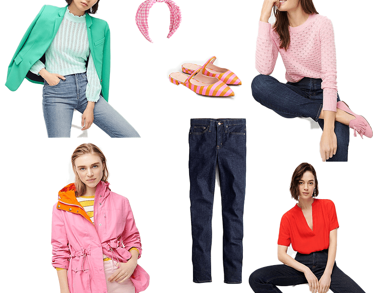 My Ideas for a Capsule Wardrobe for Spring 2020