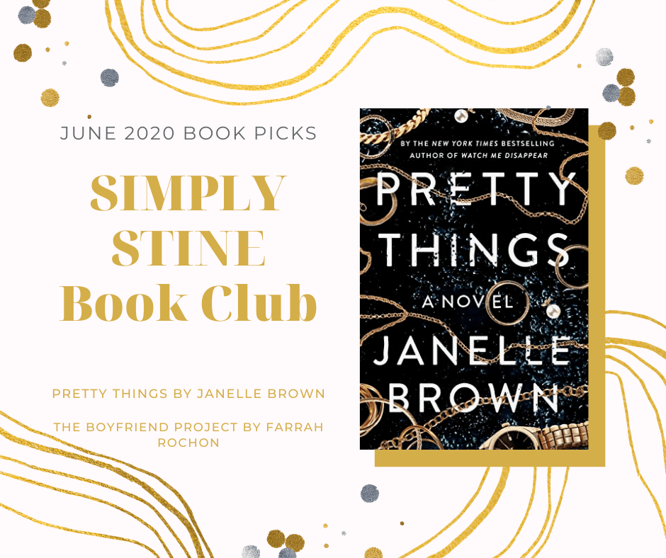 Simply Stine Book Club June 2020 Selection