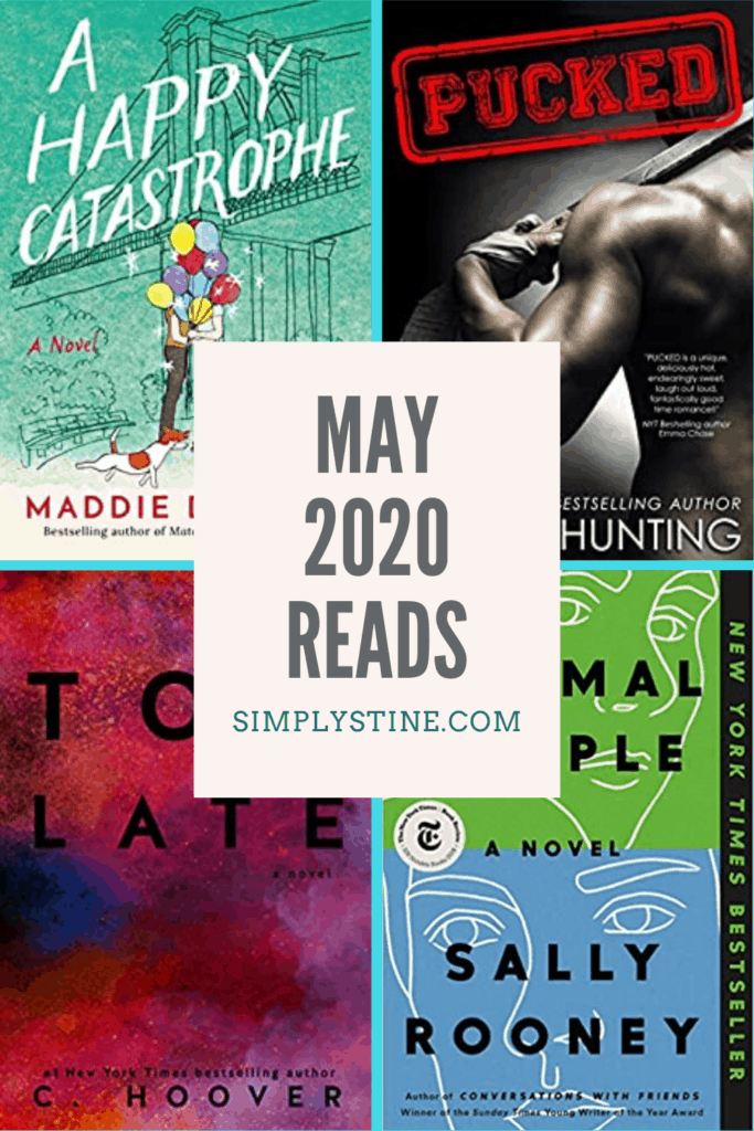 May 2020 Reading List
