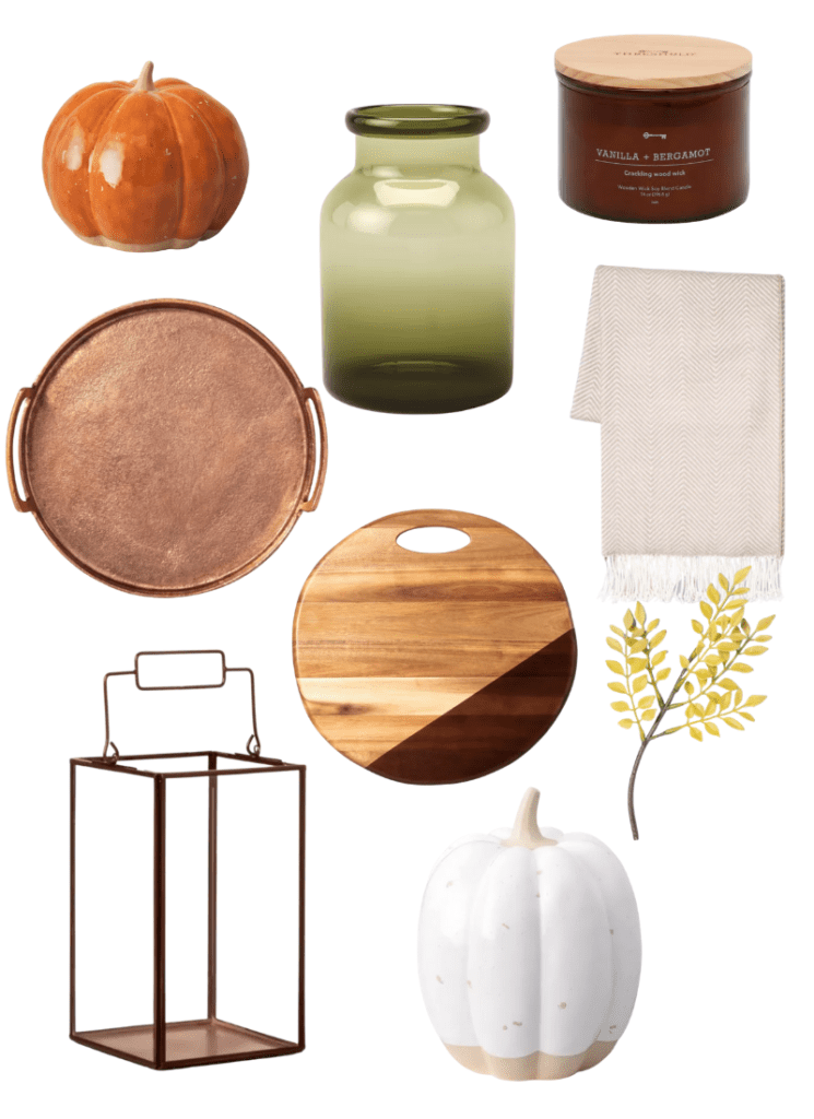 Target Fall Decor for the Home