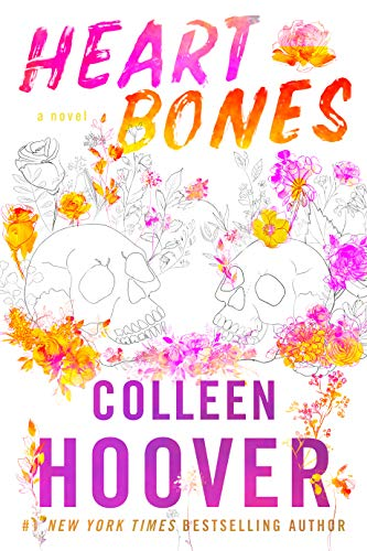 August 2020 Reading List  Heart Bones by Colleen Hoover